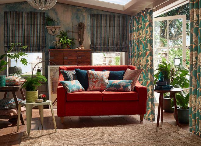 Interior & Exterior Textiles -